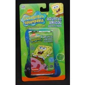 TRADE30 - Spongebob Trading Cards on Blister (12pks @ $1.25/pc)