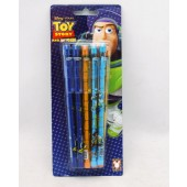 TSPP2 - Toy Story 10pk Push Pencils (6pcs @ $2.50/pc)