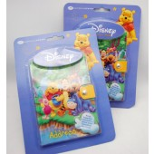 "WPADDRESS - Winnie the Pooh 6""  Address Book (12pcs @ $1.50/pc)"