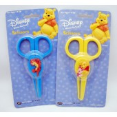 WPSCISSOR - Winnie the Pooh Scissors on Blister Card (12pcs @ $1.25/pc)