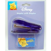 WPSTAPLE - Winnie the Pooh Stapler on Blister Card (12pcs @ $1.25/pc)