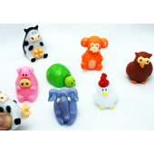"Item# A1ANPOB - 2"" Body Popping Animals (100pcs @ $0.40/pc)"