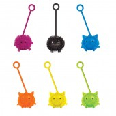 "Item# A1ANYOB - 2"" Animal Yo-Yo Balls (100pcs @ $0.20/pc)"