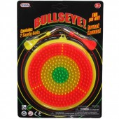 Item# XZARB3001A - 2 DART BULLSEYE! DART GAME PLAY SET (24pcs @ $1.40/pc)