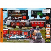 Item# ARY1229 - 12pc Train Playset (18pcs @ $13.00/pc)