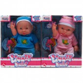 "Item# ARZ47012 - 8.5"" Baby Doll 2 Colors (9pcs @ $9.00/pc)"