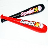 "BATINFL2 - 42"" Black And Red Baseball Bat (12pcs @ $0.85/pc)"
