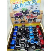 "CZBF10 - 5"" Big Foot Friction Trucks (12pcs @ $2.85/pc)"