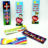 "BMJESUS - 4"" Jesus Magnetic Book Marks (12pcs @ $0.40/pc)"