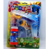 "CZBUBBLEG - 7"" Bubble Guns Light and Batteries(each @ $3.50/pc)"