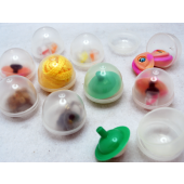"CAPSBIG - 2"" Toy Filled Capsules (100pcs @ $0.18/pc)"