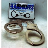 CZCUFFS2 - Boxed Metal Handcuffs (12pcs @ $1.00/pc)