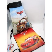 "DCSP  -  Disney Cars 15"" Canvas Sac Pacs (6pcs @ $3.50/pc)"