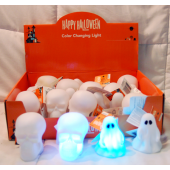 "BR166 - 3"" Halloween Color-Changing LED Light (24 pcs @ $1.15/pc)"