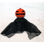 "BR160 - 10"" Hanging Ghost & Pumpkin (12 pcs @ $1.25/pc)"