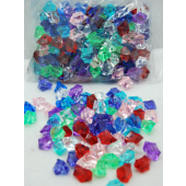 "GEMS4 - .75"" Acrylic Gemstones (144 pcs @ $0.02/pc)...."