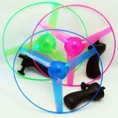 """CZGUNUFO2 - 10"""" Lightup Ufo Gun (12pks @ $1.00/pk)"""