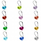 A1HEARB - Heart and Soul Gems in Bulk Bag (100 pcs @ $0.16/pc)