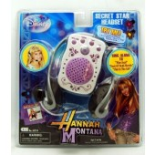 HMHEAD - Hannah Montana Sing a Long Portable Headset (1pcs @ $12.50/pc)