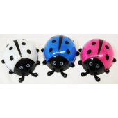 "CZSLIMEBU - 3.5"" Slime in Lady Bug Jar (12pcs @ $0.95/pc)..."
