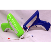 "CZRAYGUN3 - 6"" Light Up Spinning Ray Gun w/ Sound (12pcs @ $2.50/pc)..."