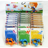 """MAGNIFY4 - Sea Animal Magnify Glass on 5.5"""" Card (24pcs @ $1.15/pc)"""