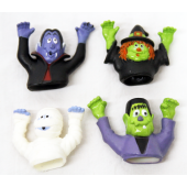 HWFP - Halloween Finger Puppets (48pcs @ $0.20/pc)