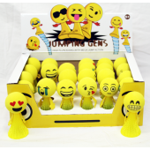 "CZJB175 - 3.5"" Emoji Hopper Pop Ups (24pcs @ $0.55/pc))"