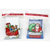 "JB188 - 6"" Holiday Desk Sets (12pcs @ $1.35/pc)"