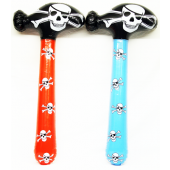 "SKULLINF - 36"" Inflatable Skull Hammer (12pcs @ $1.40/pc)"