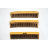 "JB102 - 4.5"" Novelty Wooden Combs (144pcs @ $0.15/pc))"