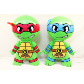 "NTINF - Teenage Mutant Ninja Turtles 24"" Inflatable Character (12pcs @ $2.50/pc)"