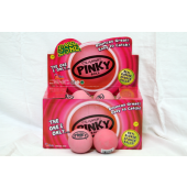"JB106 - 2.5"" Classic Pinky Rubber Bouncy Balls (24pcs @ $1.15/pc)"