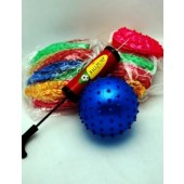 "KNOBBY31 - 3"" Colorful Knobby Balls (24pcs @ $0.39/pc)"