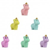 "A1LIUNB - 1"" Lil' Unicorns in Bulk Bag (100 pcs @ $0.15/pc)"