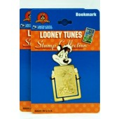 BKMK - Looney Tunes Brass Bookmarks (12pcs @ $0.30/pc)