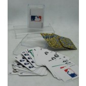 "MLB50 - MLB ASTROS Mini 2.5""  Playing Cards (24pcs @ $0.50/pc)"