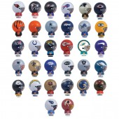 "Item# 1ANFL35B - 3"" NFL Capsule Buildable Figurines (250pcs @ $0.45/pc)"
