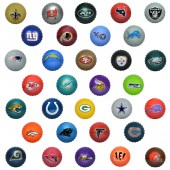 Item# A1NFL53B32 - 5'' NFL Inflatable Knobby Balls (160 pcs @ $0.85/pc))