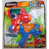 "BR96 - 4"" Blast Force Water Gun 2-pack (12 pcs @ $1.20pk or $0.60/pc)"