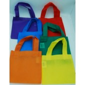 "PB44 - 6"" x 6"" Primary Colored Party Bags (12pcs @ $0.35/pc)"