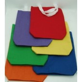 PB45 - 8.75 Primary Color Party Bags (12pcs @ $1.00/pc)