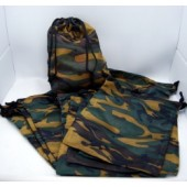 "PBCAMO - 11"" x 8"" Camo Party Bags (12pcs @ $0.75/pc)"