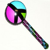 "PEACEP - 36"" Peace Sign Lollipop (12pcs @ $1.43/pc)"