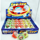 "PEGTOP6 - 2.5"" Light Up Peg Tops (24pcs @ $0.90/pc)"