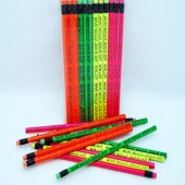 "PENCILJ - 7.5"" What Would Jesus Do Pencils (144pcs @ $0.08/PC)"
