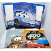 PORT25 - Disney Cars Portfolio Folders (12pcs @ $0.75/pc)