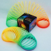 CZRS45... - 80mm Rainbow Coil Springs (12pcs @ $0.55/pc)