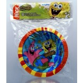 """SBBOWL - Spongebob 6"""" Part Bowls (8pcs @ $0.18/pc)"""