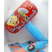 "SBINFLATE7 - Spongebob 37"" Mallet Inflatable (12pcs @ $1.50/pc)"